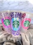 Mothers day Custom Starbucks Cold Cups