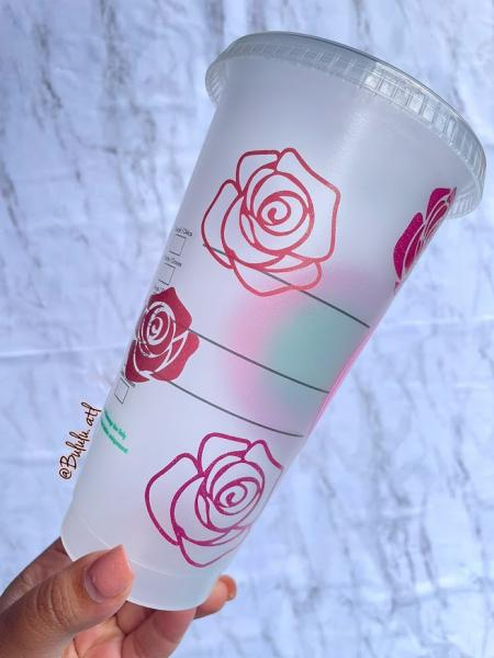 Mothers day Custom Starbucks Cold Cups picture