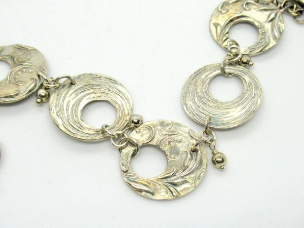 Textured Rings Bracelet picture