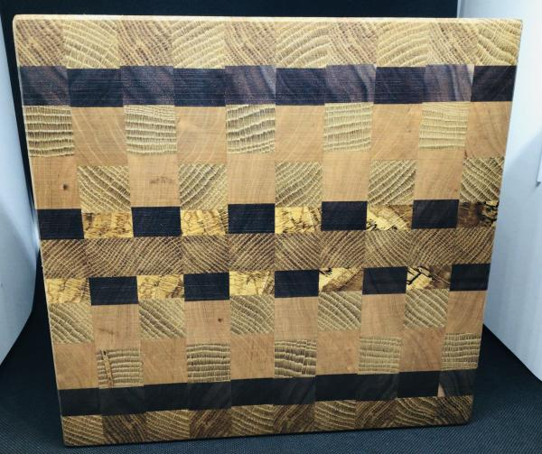 End Grain Cutting Board picture