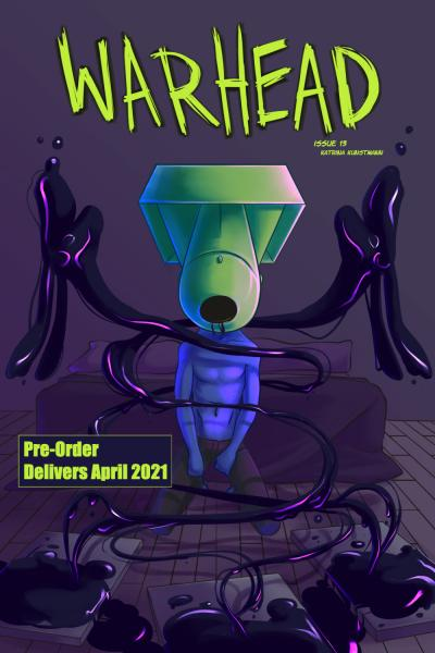WARHEAD Issue 13 picture