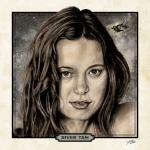"River Tam 6"" x 6"" Hand-Drawn Custom Firefly Fan Art • Limited Giclée Print Run of 150"