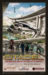 "Mass Effect ""Experience the Citadel"" Travel Poster 9"" x 12"" & 11"" x 17"""