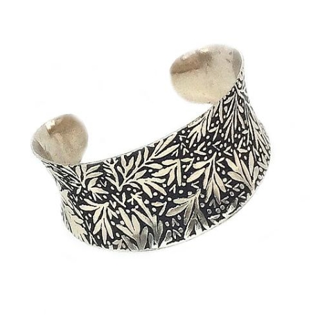 SILVER Natural Look  CUFF picture