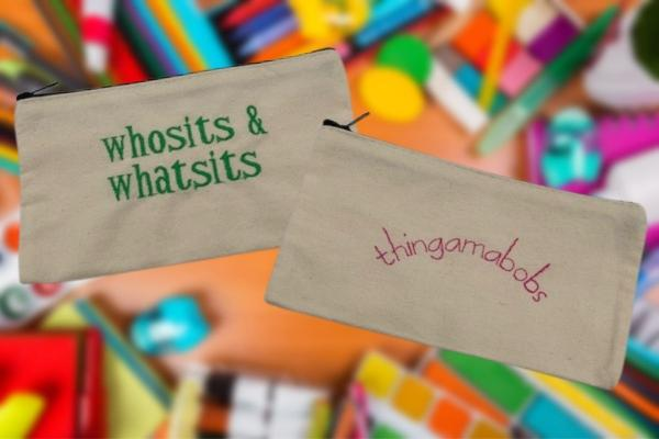 Whosits, Whatsits and Thingamabobs
