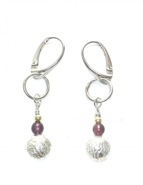 Earring-Ruby Lunas picture