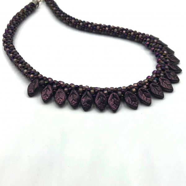 Kumihimo Necklace #82287