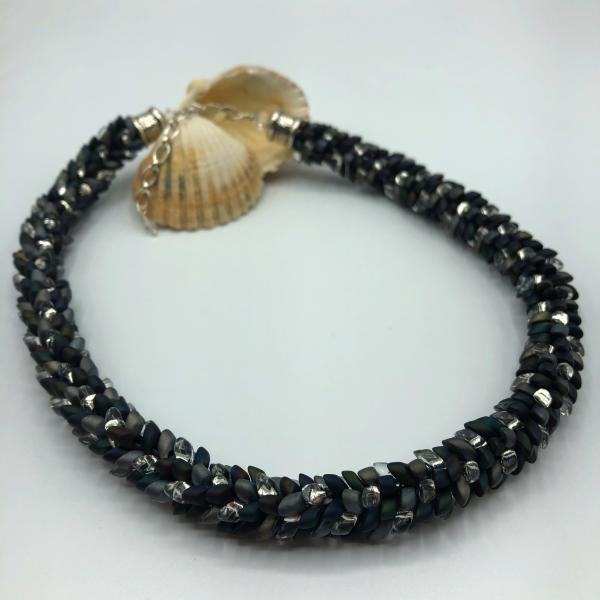 Kumihimo Necklace #MT08