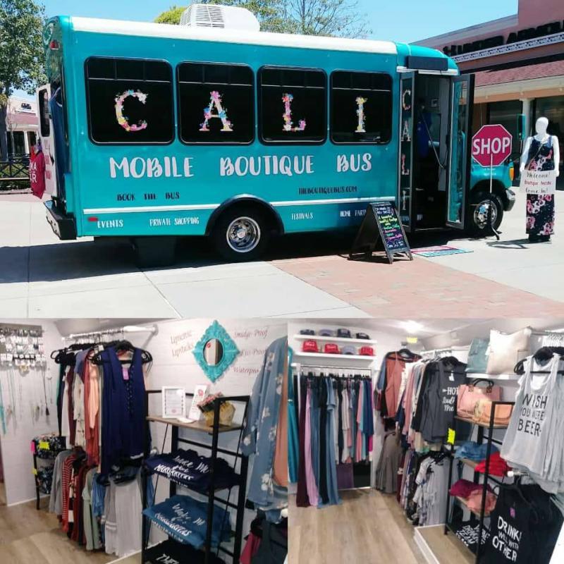 Cali Boutique Bus