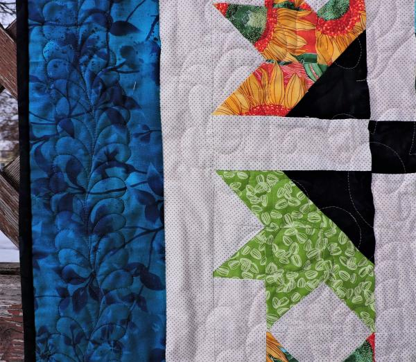 Flower Baskets Quilt picture