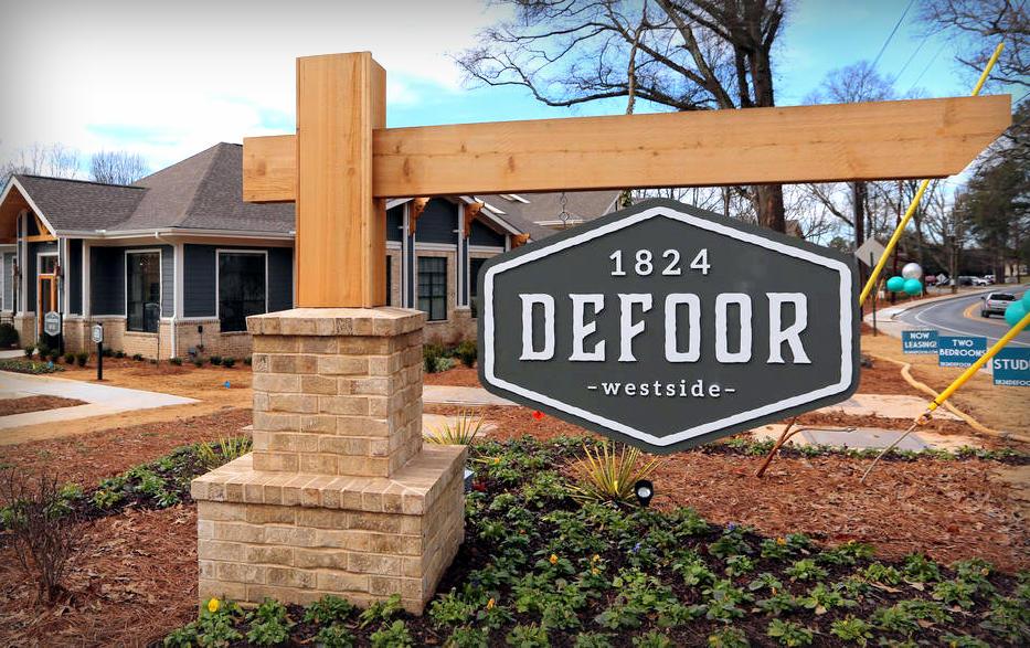 1824 Defoor Westside Apartments