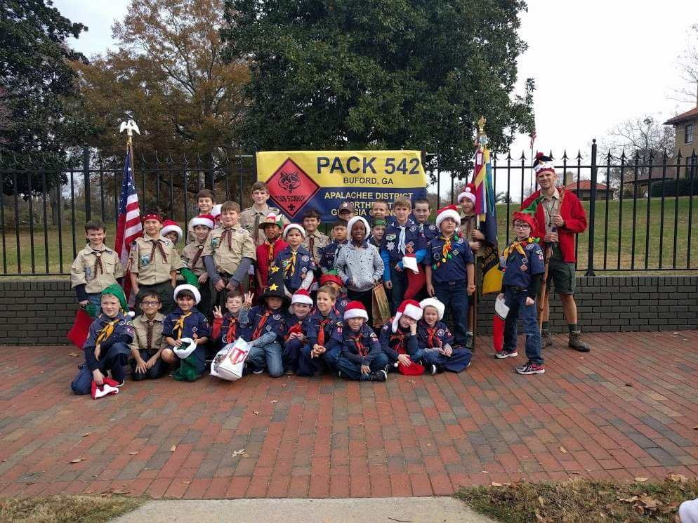 Cubscout Pack 542