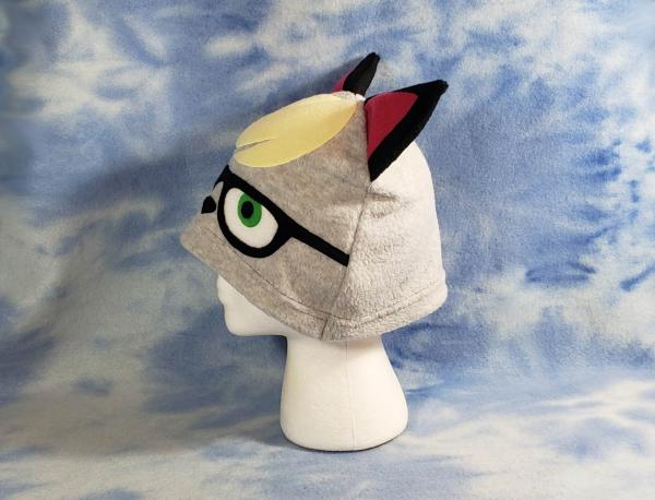 Raymond Smug Cat Hat Animal Crossing picture