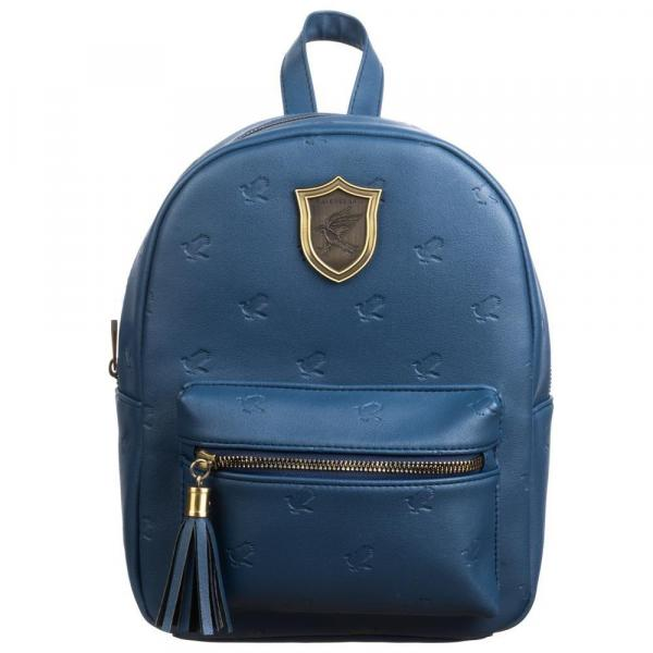 Small Leather Ravenclaw Backpack