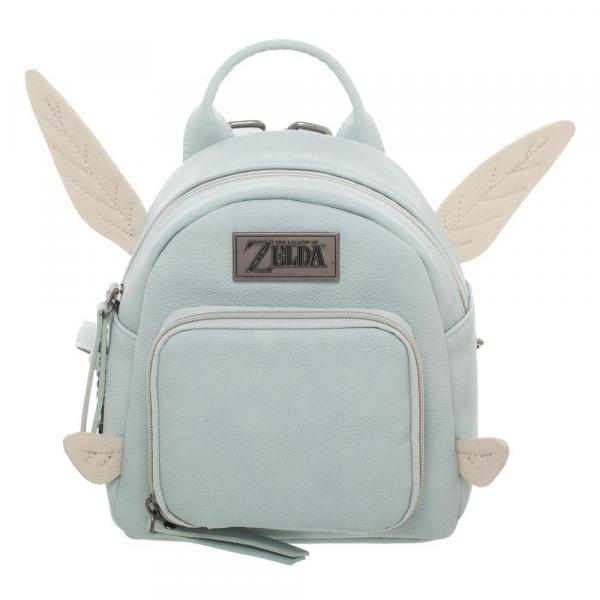 Small Leather Navi Backpack
