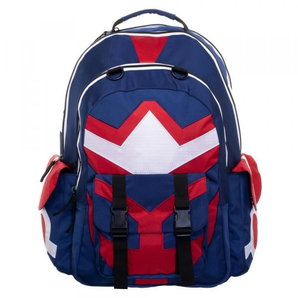 My Hero All Might Inspired Backpack