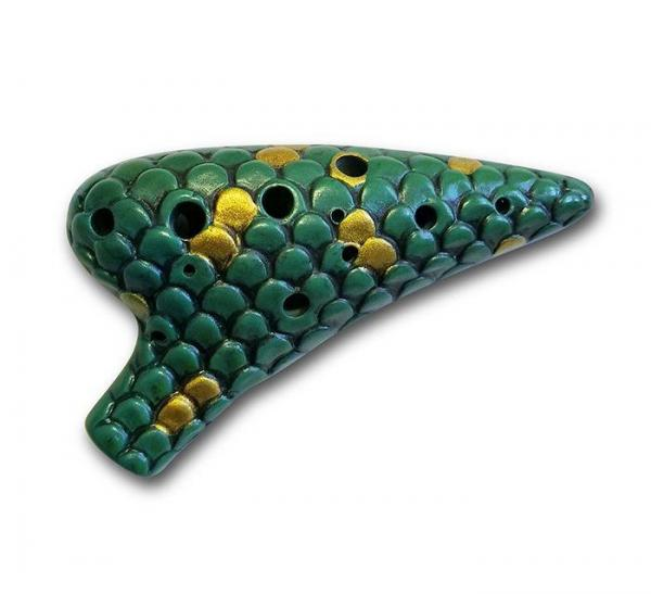 Legend Ocarina Series: Siren in A Major (Alto)