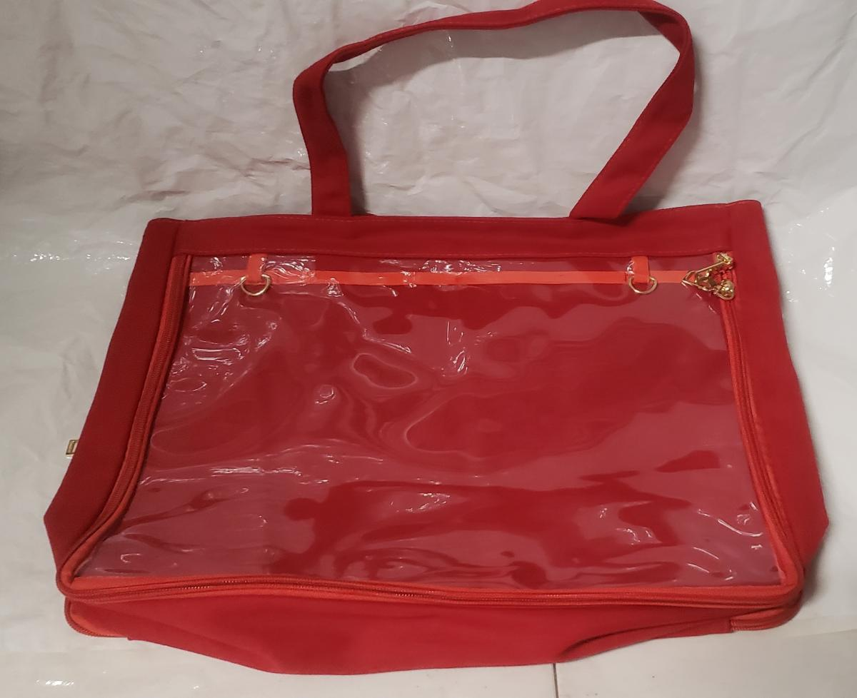 Double-sided Ita Bag - Red