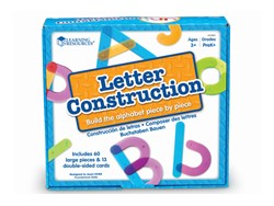Letter Construction picture