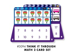 Think It Through Math Set 2