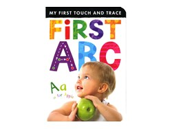 My First Touch & Trace First ABC