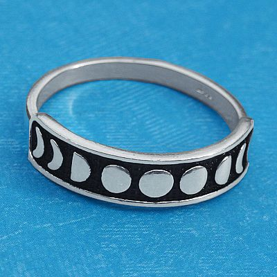 Moon Phase Ring - RST-A415