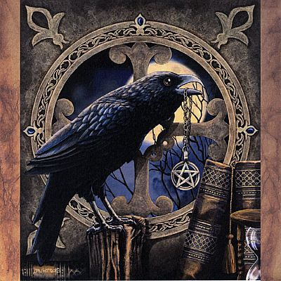 """The Talisman"" Cross Stitch Pattern - SHP-022 picture"