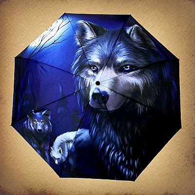 Wolf Pack Umbrella - UMB-005