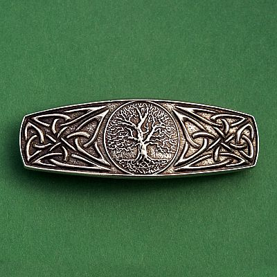 World Tree Barrette - HAR-PB11