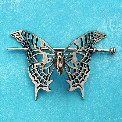 Butterfly Stick Barrette - HAR-PB74 picture