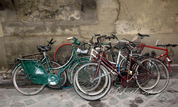 Bicycles of Rome