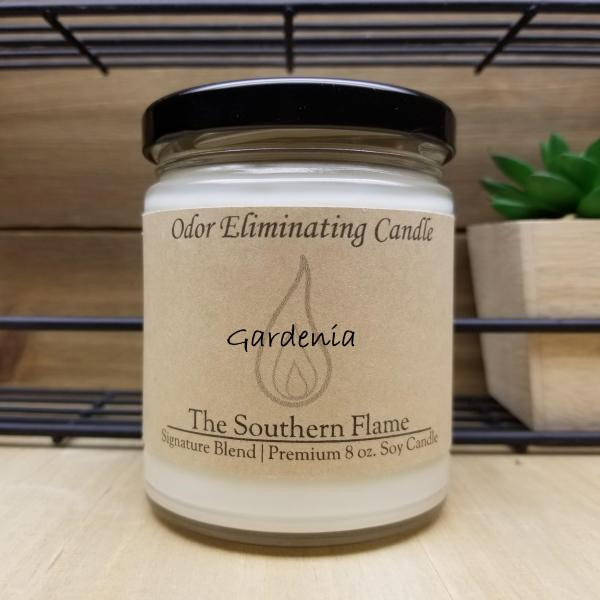 8 oz Odor Eliminating Candle