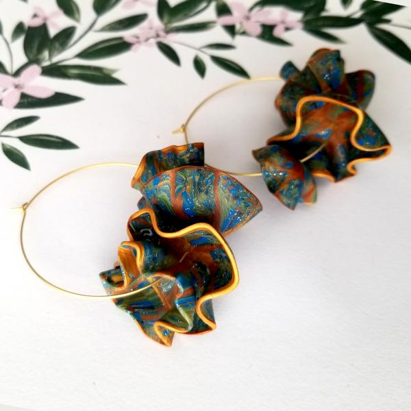 Polymer Clay Earrings picture