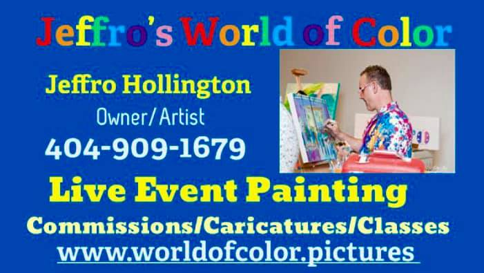 Jeffro's World Of Color