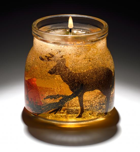 Harvest Spice Gel Candle