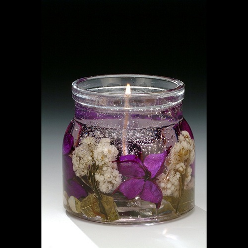 Lilac Blossoms Candle