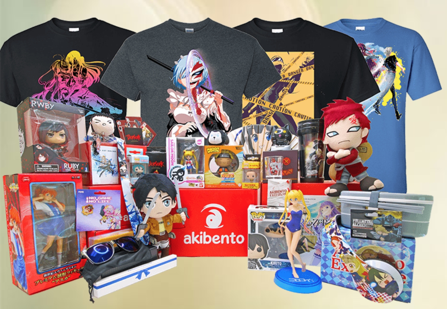 Akibento Monthly Subscription