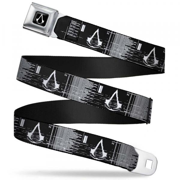 Assassin's Creed Glitch Screen Seat Belt Belt