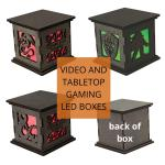 Tabletop and Videogaming LED Centerpieces