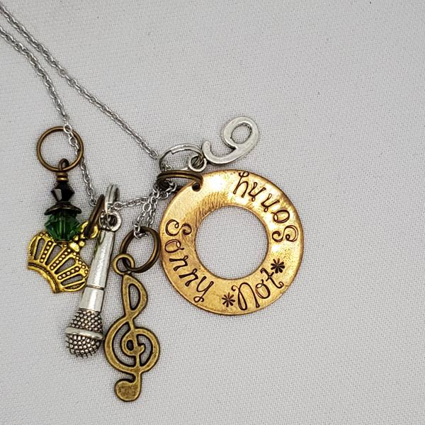 Sorry not Sorry - Six inspired - Charm Necklace