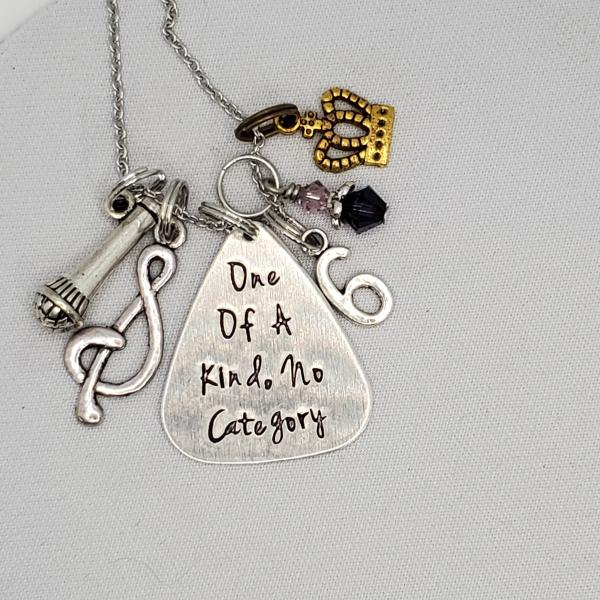 One of a kind, no category - Six inspired - Charm Necklace