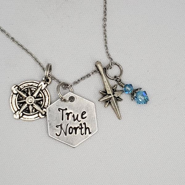 True North - Charm Necklace