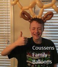 Coussens Family Balloons