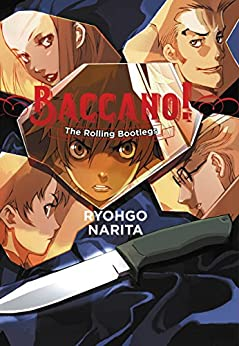 BACCANO! Light Novel Series