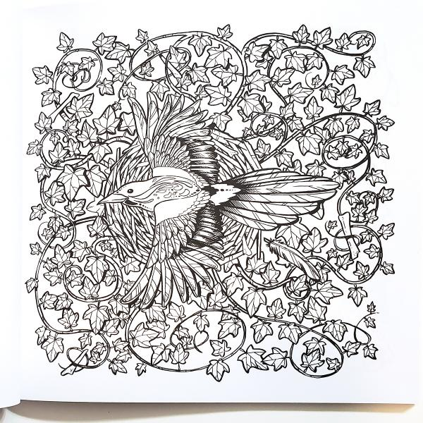 Everything Will Be All Right - Coloring Book