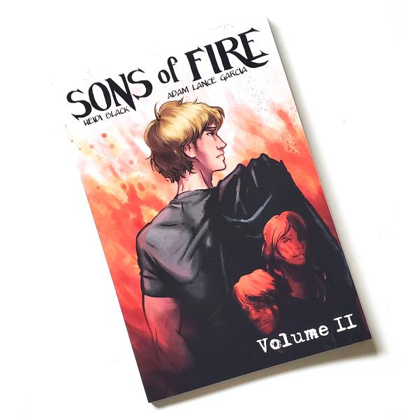 Sons of Fire - Volume 2