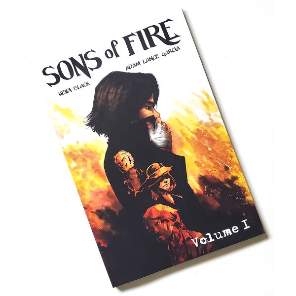 Sons of Fire Volume 1