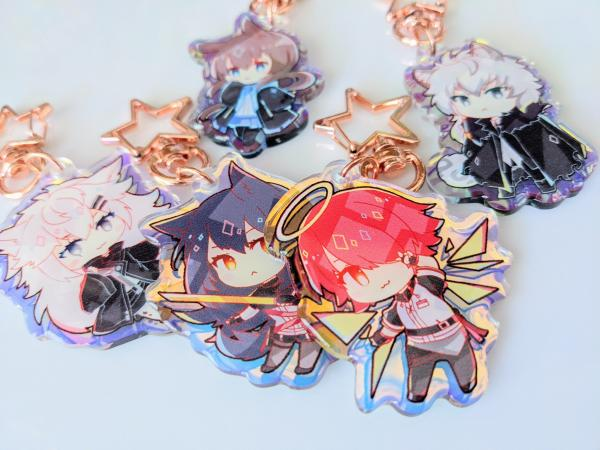 Arknights Charms