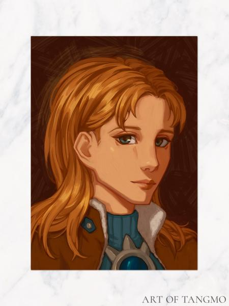 Annette | Fire Emblem: Three Houses | FE3H